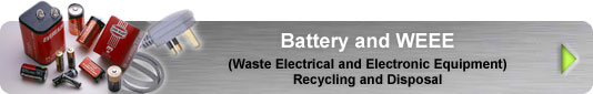 Battery and electrical recycling and disposal